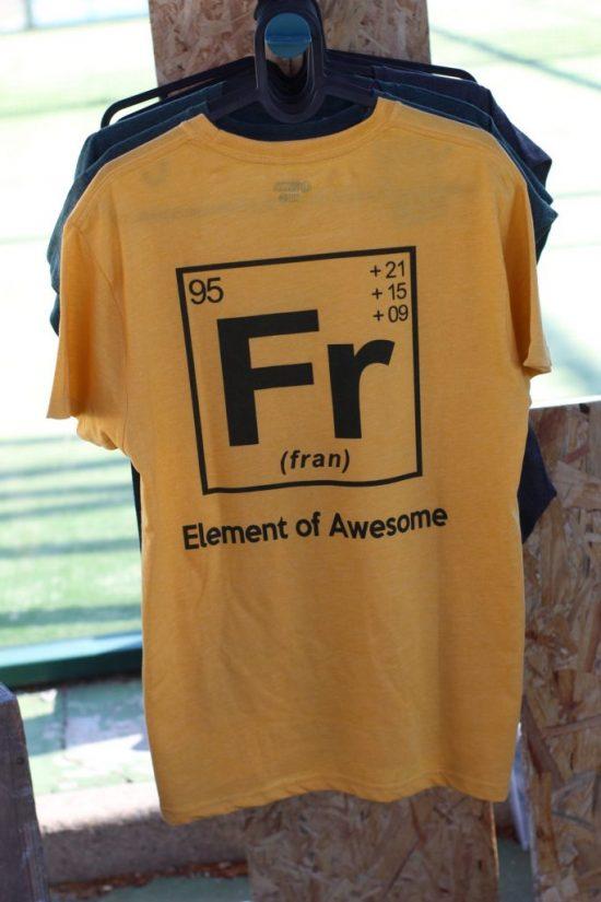 Camiseta Fran Front